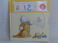 Adorable 'Learn with Humphrey 123' Push, Pull, Lift & Turn Activity H/B Humphreys Corner Book